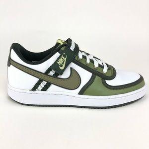 Nike Vandal Low Retro Army Green Shoes 312492-132